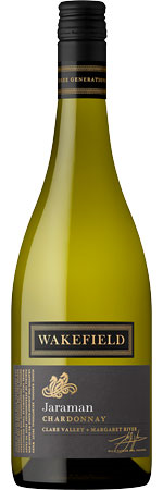Picture of Wakefield 'Jaraman' Chardonnay 2018, Australia