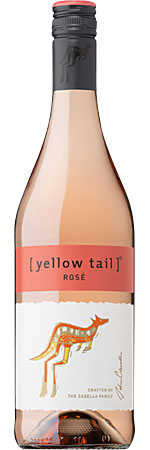 Picture of Yellow Tail Rosé