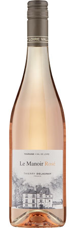 Picture of Thierry Delaunay Manoir Touraine Rosé 2019