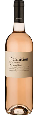 Picture of Definition Provence Rosé 2019