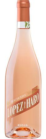 Picture of Lopez de Haro Rosé 2019, Rioja