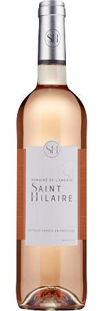 Picture of Domaine De L'Abbaye Saint Hilaire Rosé 2019, Coteaux-Varois-en-Provence