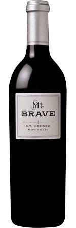 Picture of Mt. Brave 'Mt. Veeder' Merlot 2013, Napa Valley