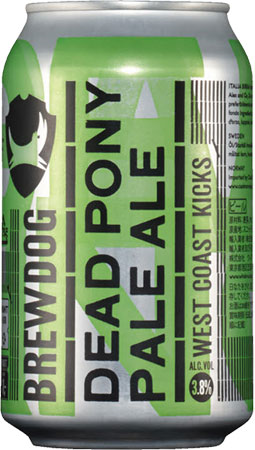 Picture of Brewdog Dead Pony Club 4x330ml Cans