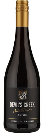 Picture of Devil's Creek Gold Reserve Pinot Noir