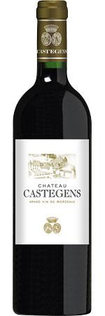 Picture of Château Castegens 2016, Castillon Côtes de Bordeaux