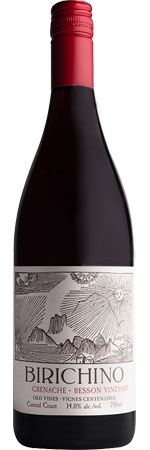Picture of Birichino 'Besson Vineyard' Old Vine Grenache 2018, California
