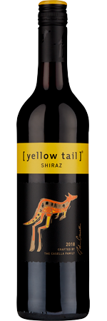 Picture of Yellow Tail Shiraz 2020