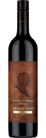 Picture of Peter Lehmann 'The Barossan' Shiraz 2018, Barossa