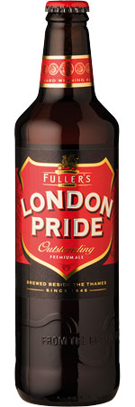 Picture of Fuller's London Pride 8x500ml Bottles