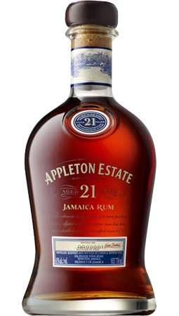 Picture of Appleton 21 Year Old Rum 70cl