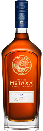 Picture of Metaxa 12 Star Brandy 70cl