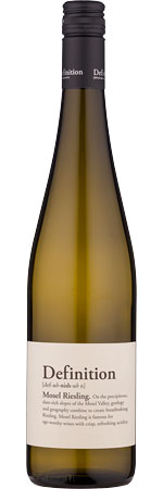 Picture of Definition Mosel Riesling 2019/20, Germany
