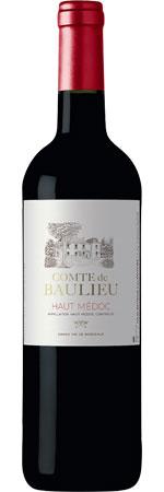 Picture of Comte de Baulieu 2018, Haut Médoc