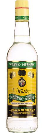 Picture of Wray & Nephew Overproof Rum 70cl