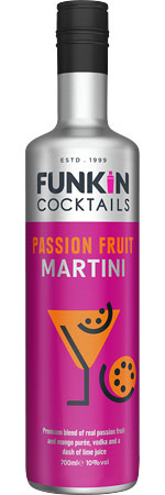 Picture of Funkin Passionfruit Martini 70cl