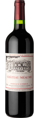 Picture of Château Méaume 2017/18 Bordeaux Supérieur