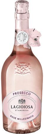 Picture of La Gioiosa Rosé Prosecco