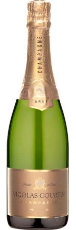 Picture of Nicolas Courtin Brut 2013, Champagne