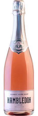 Picture of Hambledon Vineyards Classic Cuvée Rosé, Hampshire