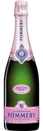 Picture of Pommery 'Rosé Brut' Champagne