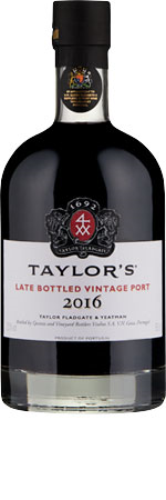 Picture of Taylors LBV Port Decanter 50cl