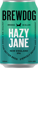 Picture of Brewdog Hazy Jane IPA 4x330ml Cans
