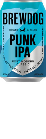 Picture of Brewdog Punk IPA 12X330ml Cans