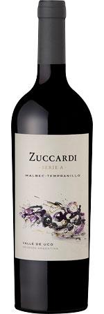 Picture of Zuccardi 'Serie A' Malbec/Tempranillo 2019, Mendoza
