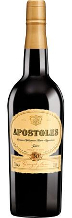 Picture of Apostoles 30-Year-Old Palo Cortado Sherry Gonzalez Byass Half Bottle