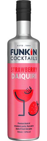 Picture of Funkin Strawberry Daiquari 70cl