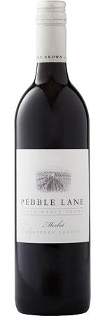 Picture of Pebble Lane Merlot Monterey 2017