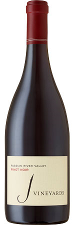 Picture of J Vineyards Russian River Valley Pinot Noir 2017