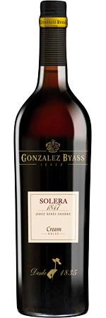 Picture of Gonzalez Byass Solera Cream Sherry