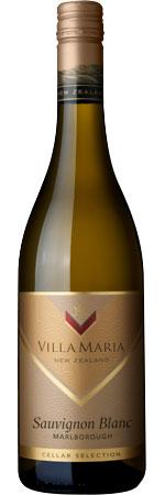 Picture of Villa Maria 'Cellar Selection' Sauvignon Blanc 2020, Marlborough