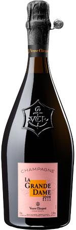 Picture of Veuve Clicquot 'La Grande Dame Rosé' 2006