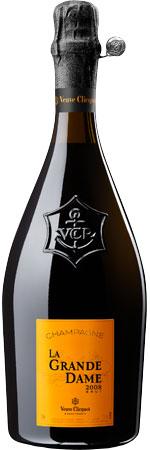 Picture of Veuve Clicquot 'La Grande Dame' 2008 Champagne
