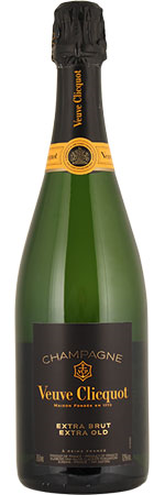 Picture of Veuve Clicquot Extra Brut Extra Old Champagne