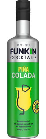 Picture of Funkin Pina Colada 70cl