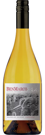 Picture of BenMarco Plata Chardonnay 2020, Uco Valley