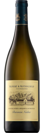 Picture of Rupert and Rothschild 'Baroness Nadine' Chardonnay 2019, South Africa
