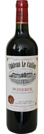 Picture of Chateau Caillou 2010, Pomerol