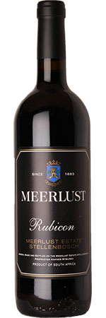 Picture of Meerlust Rubicon 2016, South Africa
