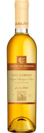Picture of Luis Felipe Edwards 'Late Harvest' Viognier/Sauvignon Blanc 2018/19 Half Bottle, Colchagua Valley