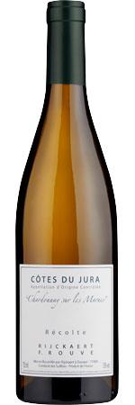 """Picture of """"Sur le Marne"""" Chardonnay Domaine Rijckaert, Cotes de Jura"""