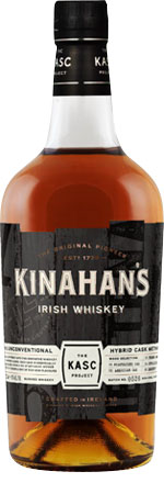 Picture of Kinahan's 'The Kasc Project' Irish Whiskey