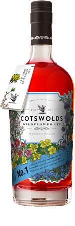 Picture of The Cotswolds Distillery Wildflower Gin 70cl