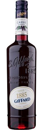 Picture of Giffard Crème de Cassis 50cl