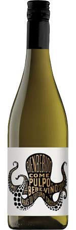 Picture of Bienbebido Pulpo Albariño, Spain