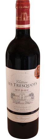 Picture of Château les Tresquots 2016, Médoc